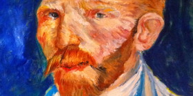 125 years of Van Gogh in 2015!
