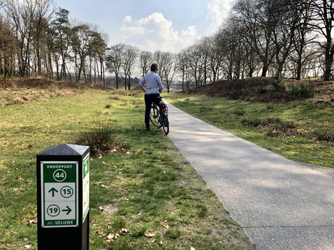 Discover the Veluwe by bike