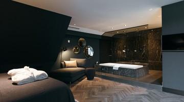 Tegels Badkamer Apeldoorn : Comfort deluxe open badkamer van der valk hotel apeldoorn de